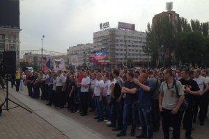 Бойовики ДНР створюють штрафбати і примусово мобілізують чоловіків серед мирного населення