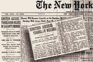 New York Times відмовилася від узгодження інтерв'ю