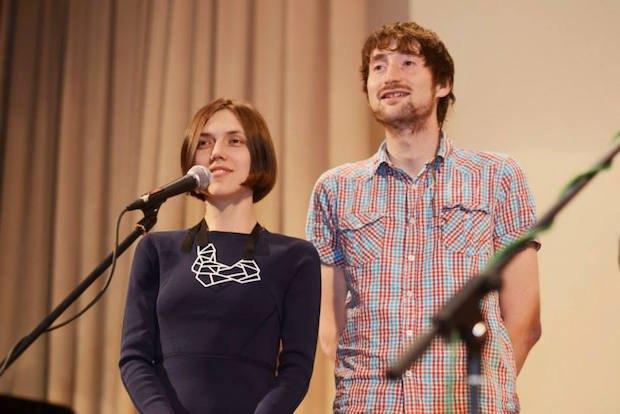 Надя Парфан и Илья Гладштейн