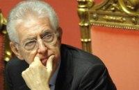 Итальянский премьер ушел в отставку