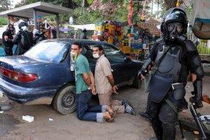 В Египте возобновились массовые беспорядки