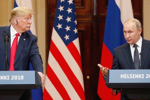 Путин предложил Трампу провести референдум об автономии Донбасса, Украина - против
