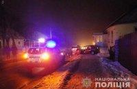 У Почаєві п'яний водій збив трьох людей, у тому числі поліцейського при виконанні