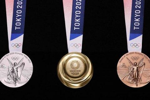 Японія зберегла лідерство в медальному заліку після п'яти днів Олімпіади-2020