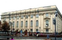 Попов выделил театру им. Леси Украинки 0,65 га земли