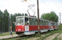 Днепропетровск закупит 20-летние трамваи по 300 тыс. грн