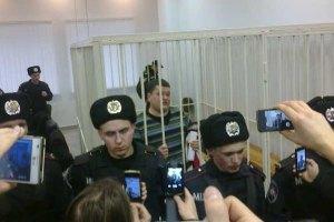 Останнього затриманого активіста відпустили на свободу