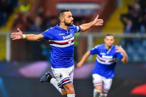 В італійській Серії А гравець забив гол у десятому матчі поспіль