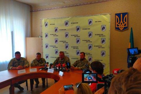 Оккупационные войска нарушили режим прекращения огня на Донбассе