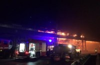 """На предприятии """"Нибулон"""" в Николаеве произошел пожар"""