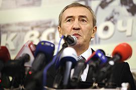 Черновецкий признался в своих ошибках
