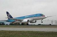"""""""Аерофлот"""" не зумів використати всі придбані Superjet"""