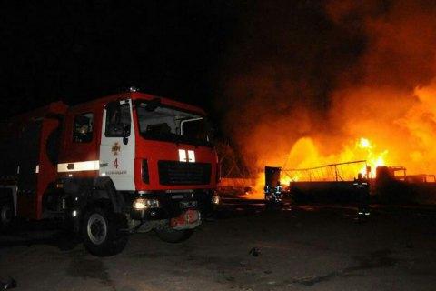 У Сарнах у гаражі згоріли двоє людей