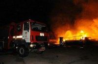В Сарнах в гараже сгорели двое людей