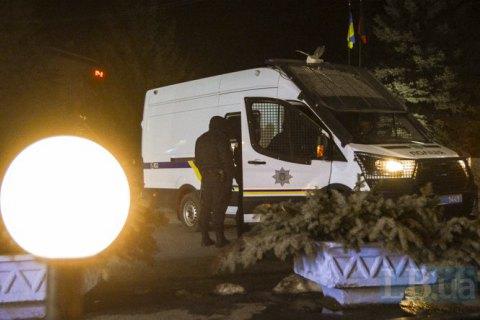Двух участников протестов в Новых Санжарах суд оштрафовал на 850 гривен