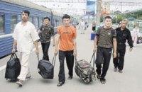 Московская полиция задержала 7 тысяч мигрантов