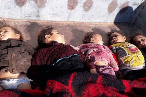 Білий дім поклав провину за звірства в Алеппо на Асада і Росію