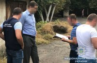 Главу Виноградовской РГА в Закарпатской области задержали за взяточничество