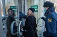 Учасницю Pussy Riot засудили до року обмеження волі за підтримку Навального