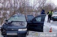 "В Краматорске из-за столкновения ""десятки"" с автобусом погибли три человека"