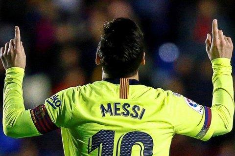 Мессі заробив за рік 130 млн євро і очолив список найбільш високооплачуваних футболістів світу