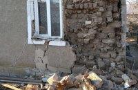 Оккупанты обстреляли Гранитное из минометов, повреждены шесть жилых домов и ЛЭП