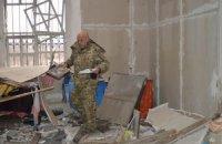У Станиці Луганській через обстріли згоріли три будинки