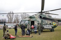 Двое военных погибли, пятеро были ранены на Донбассе в субботу
