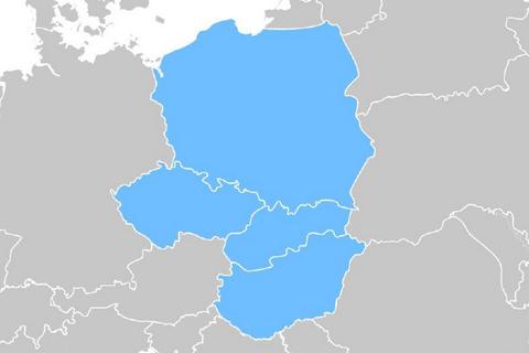 """""""Вишеградська четвірка"""" може надати Україні статус спостерігача"""