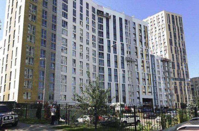 Новий будинок ЖК Малахіт по вул. Богданівській планують ввести в експлуатацію до кінця 2018