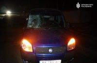 На Хмельнитчине топ-чиновник ГСЧС навеселе насмерть сбил пешехода