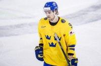 В НХЛ хоккеист забросил шайбу прямым броском с точки вбрасывания