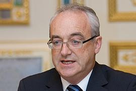 В Киеве задержали директора Всемирной газетной ассоциации