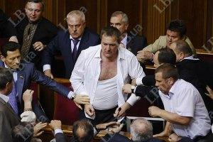 Колесніченко назвав головного призвідника бійки в Раді