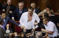 Колесниченко назвал главного зачинщика драки в Раде