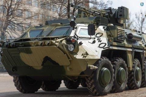 Фінська броня для БТР - якісна, Зеленського обманюють, - 'Укроборонпром'. ДОКУМЕНТ