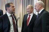 Азаров і Медведєв зустрінуться 27 червня в Донецьку