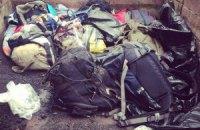 Майдан Независимости убрали, а вещи митингующих выбросили на свалку