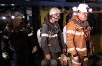 """З шахти в """"ЛНР"""" підняли тіла 13 загиблих через вибух гірників"""