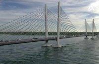 """""""Укравтодор"""" оголосив тендер на будівництво нового моста через Дніпро"""