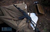 В Гранитном боец ВСУ застрелил сослуживца