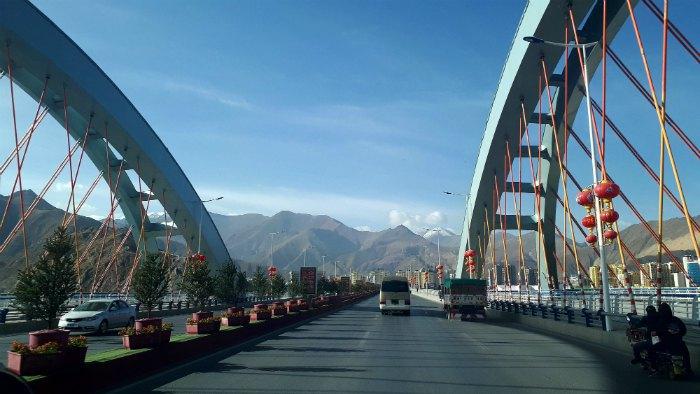 Сейчас Тибет - современный регион со своей аутентичностью