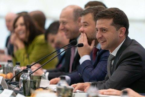 """Зеленський пообіцяв """"системно вирішити"""" всі проблеми західних компаній в Україні"""