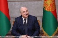 Лукашенко заявив про посилення охорони кордону з Україною