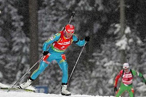 Семеренко принесла Украине первую за 7 лет медаль в гонке преследования