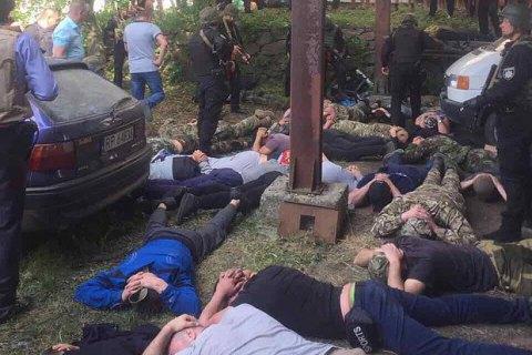 У Вінниці надва місяці заарештували 45 учасників перестрілки