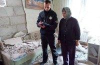 В Калиновке зафиксированы шесть случаев мародерства