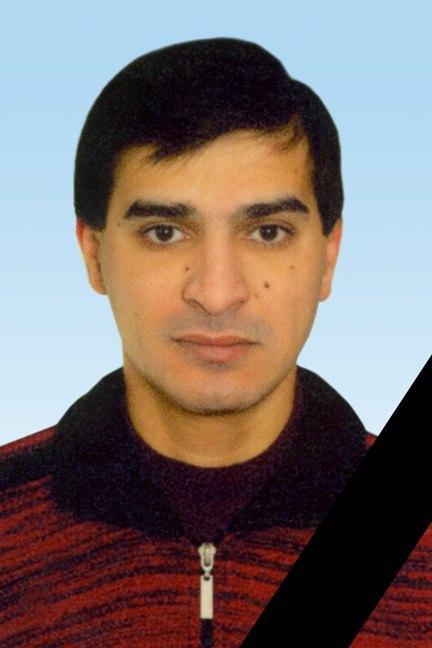 Рустам Хамраев