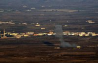 Израиль обстрелял территорию Ливана