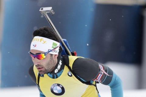 Фуркад виграв спринтерську гонку на етапі Кубка світу з біатлону в Тюмені